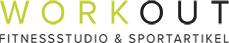 Logo Workout - Fitnessstudio & Sportartikel